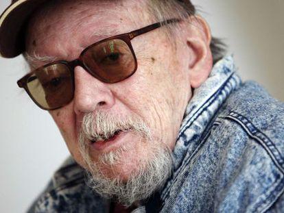 El cineasta Jesús Franco, en una imagen de 2013.