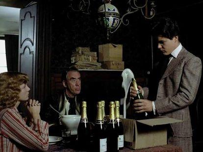 Fotograma de 'Lacombe Lucien', con guion de Patrick Modiano y Louis Malle.