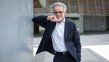 Carlos Dora, coordinador de Salud Publica y Medio Ambiente de la Organizacion Mundial de la Salud (OMS), el miércoles en Barcelona.