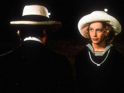 Fotograma de la película 'Muerte en Venecia'.