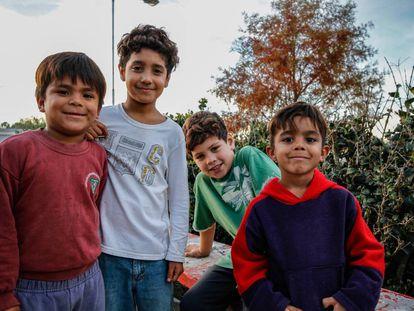 La infancia merece sonreír y no padecer de un futuro incierto debido a la pobreza