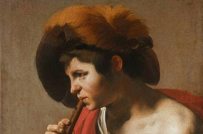 'Flautista', de Hendrick ter Brugghen.