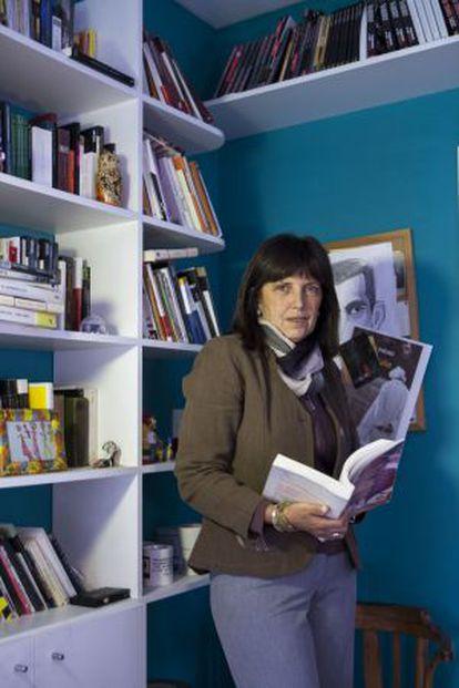 La escritora Claudia Piñeiro, en Buenos Aires.