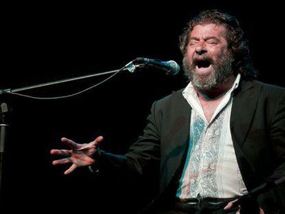 Muere Juan Moneo, El Torta, cantaor de eco enduendado