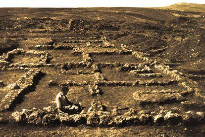 El Museo Arqueológico acoge la exposición Schulten y el descubrimiento de Nvmantia.