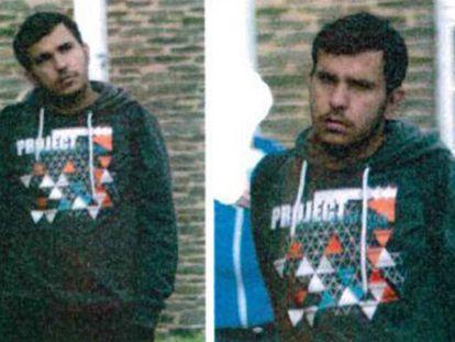 El presunto terrorista islamista Jaber Albakr, que se suicidó en su celda la noche del miércoles.