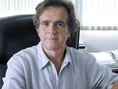 Isak Halfon, director de Expansión del grupo Mango.