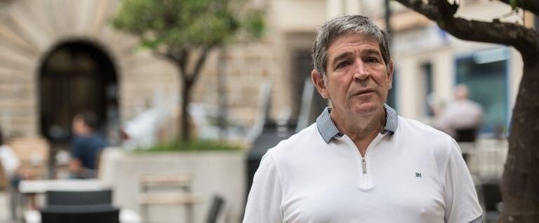Rafael Gimeno, propietario del restaurante La Casita de Gredos, en Castellón.