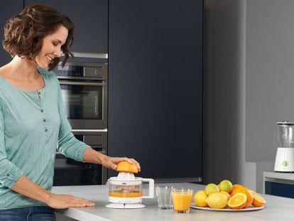 El exprimidor de naranjas Braun CJ3000 WH es uno de los productos que puedes encontrar en la lista.