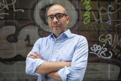 El escritor mexicano Yuri Herrera.