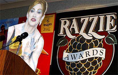 En la noche del sábado se concedieron los Premios Razzie, en los que <i>Swept Away, </i>la película protagonizada por Madonna, se llevó cinco galardones, entre ellos, a la peor actriz.