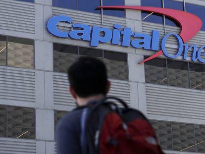 Oficinas del banco Capital One en San Francisco