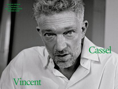 Vincent Cassel en la portada de 'ICON'