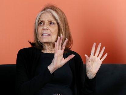 Gloria Steinem en Park City, Utah, en enero de 2020.