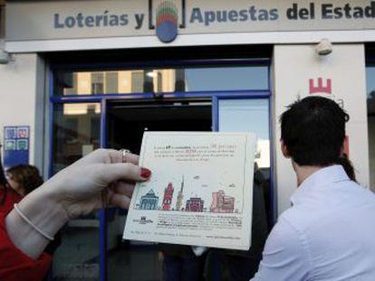Cada vez más son los métodos para compartir números de lotería, de las aplicaciones en línea a la tradicional fotocopia
