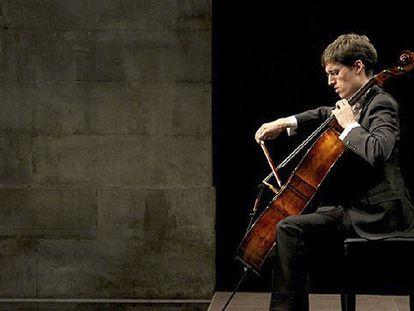 El violonchelista Fernando Arias.