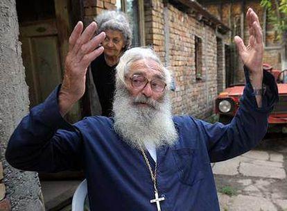 Petar Glumac, el curandero al que Karadzic robó la personalidad.