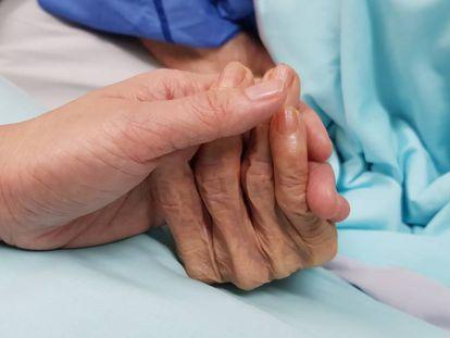 En España está prohibida la eutanasia.