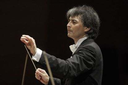 El maestro alemán Jun Märkl, nuevo director musical de la OSE.