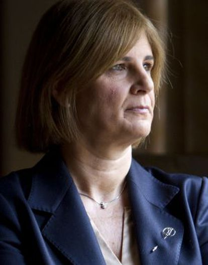 María José García Pelayo.