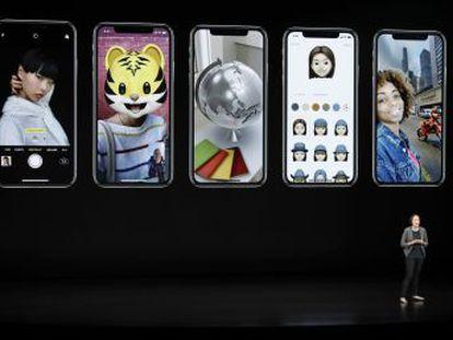 La compañía tecnológica aumenta la capacidad de procesamiento de los teléfonos móviles para realizar cinco billones de operaciones por segundo