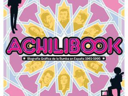 Cubierta de 'Achilibook'.