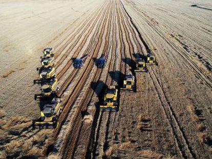 El IPCC, el grupo de expertos de la ONU, apunta a que solo el derroche de alimentos es responsable del 10% de todos los gases de efecto invernadero que produce el hombre