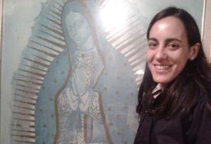 Leticia Sánchez en México.