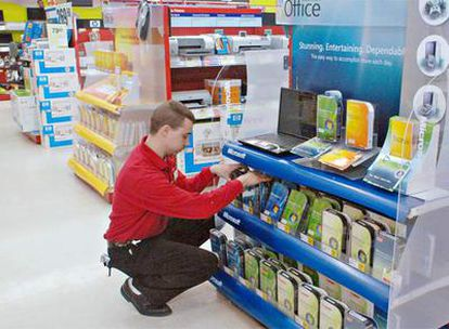 Microsoft asegura haber vendido 140 millones de licencias de Windows Vista en el mundo.