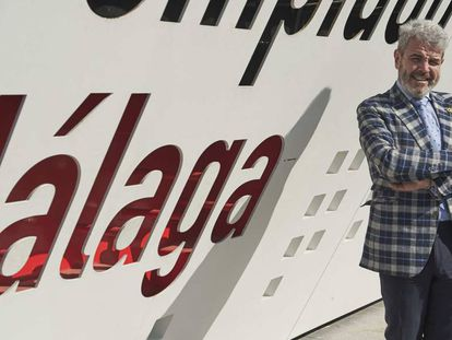 Lorenzo Caprile, la semana en Málaga.