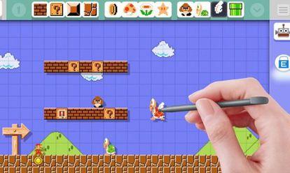 'Mario Maker'.
