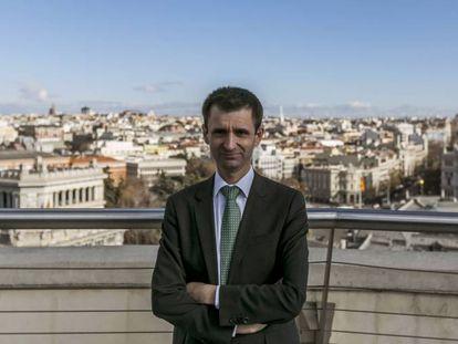 El director general de Radio Televisión Madrid, José Pablo López Sánchez.
