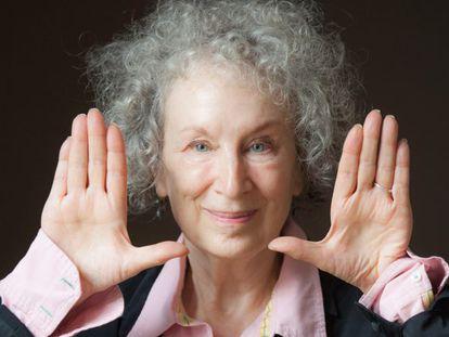 La escritora canadiense Margaret Atwood, en julio de 2020. / GETTY