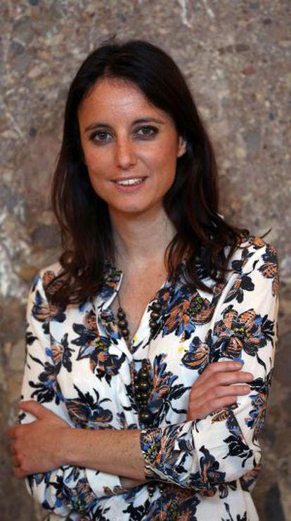 La nueva vicesecretaria de Estudios y Programas del PP, Andrea Levy