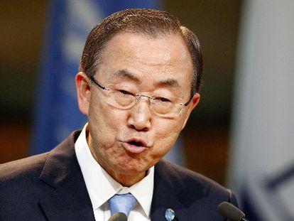 Ban pide cuatro días hasta que los inspectores de la ONU acaben su trabajo