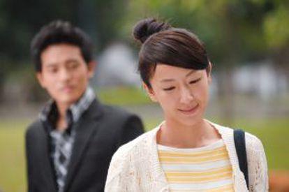 Imagen promocional de 'La esposa valiente'.