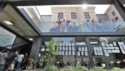 Colegio público inaugurado en Valencia en 2011.