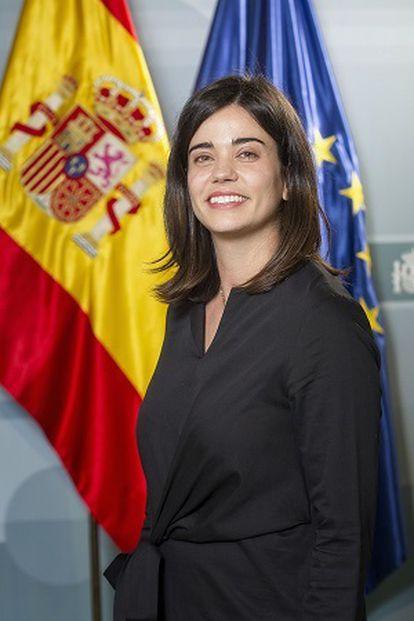 Rocío García.