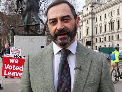 Rafa de Miguel, corresponsal de EL PAÍS en Londres, analiza la crucial votación del Parlamento británico sobre el acuerdo para el Brexit