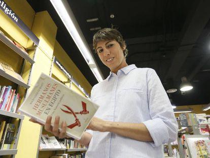 Rocío Vázquez Martí, autora del ensayo 'Hermanos Musulmanes en Egipto. Una historia política'.