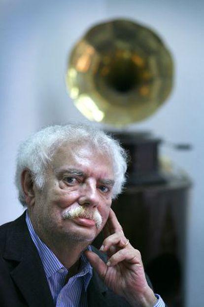 El músico y productor Lluís Miquel Campos.