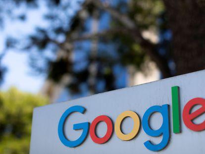 Edificio de Google en California.