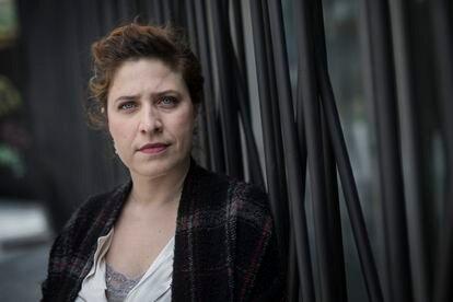 La psicóloga Silvia Picon forma parte de la asociación EMDR, que ofrece ayuda psicológica a sanitarios.