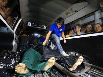 La Policía defiende la campaña impulsada por el nuevo presidente, Rodrigo Duterte, frente a las críticas de Estados Unidos y la ONU