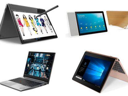 Lenovo lanza una campaña para la vuelta al cole en sus líneas IdeaPad, Yoga, ThinkPad y Google Assistant.