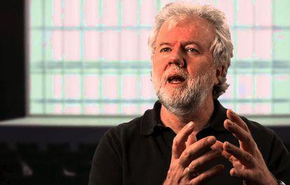 Colombian jurist Rodrigo Uprimny, in a file image.