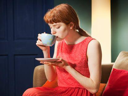 El consumo de tres tazas de café al día se relaciona con una mejor salud cardiovascular.