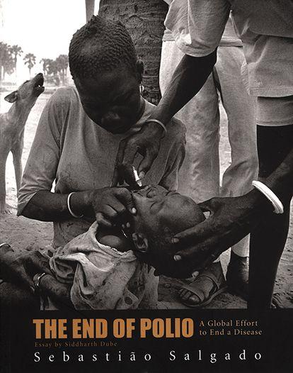 Portada de 'The End of Polio. A Global effort to end a disease'.