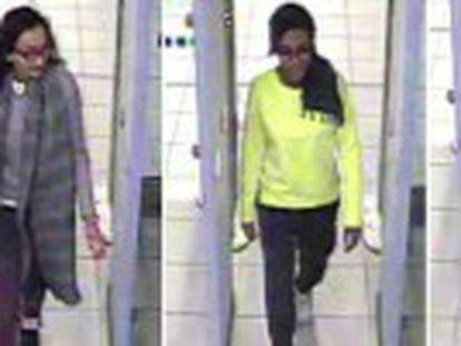 Los expertos sostienen que el caso de las chicas británicas que viajaron a Siria refleja que Internet es clave en la radicalización