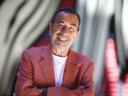 José Luis Garci, fotografiado esta semana en el Museo Reina Sofía.